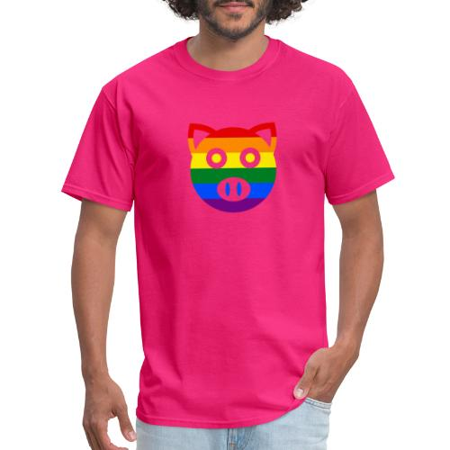PIGGY PRIDE - No.001 - Men's T-Shirt