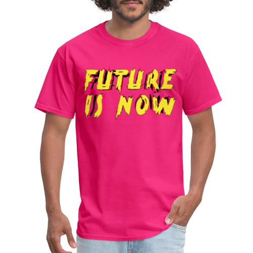 future is now - Men's T-Shirt