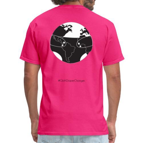 ClothDiaperChanger - Men's T-Shirt