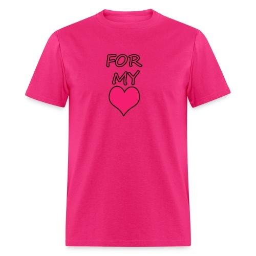 FOR LOVE - Men's T-Shirt