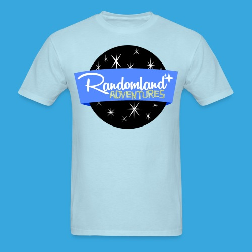 Randomland SPACE Logo - Men's T-Shirt
