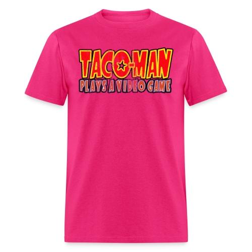 tacomanplays2 - Men's T-Shirt