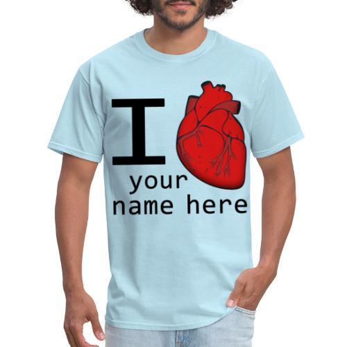 Human Heart - Men's T-Shirt
