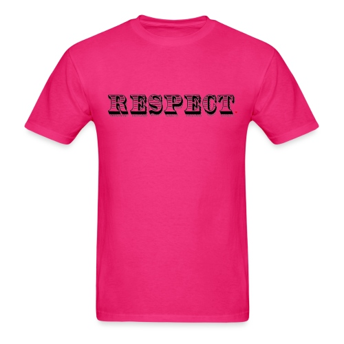 Respect Life Hack - Men's T-Shirt