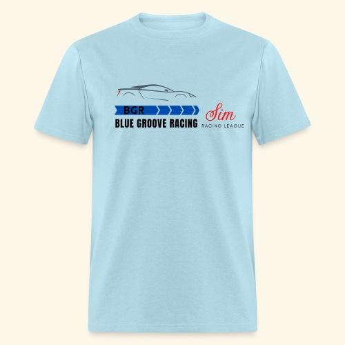 Blue Groove Racing SRL Black - Men's T-Shirt