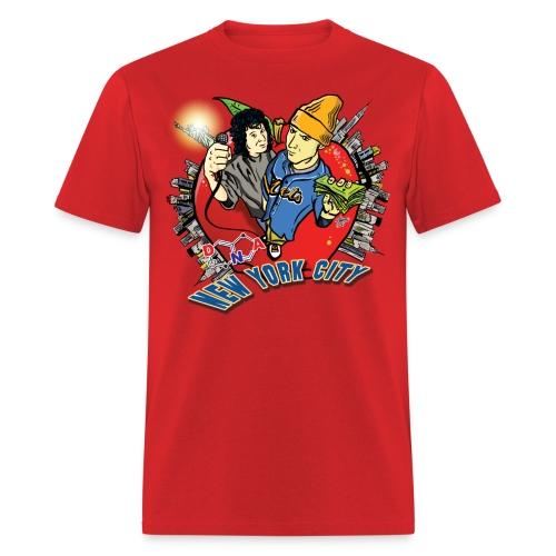DNA NYC Tee - Men's T-Shirt