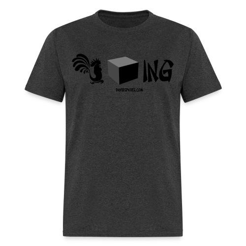 blocking chinese - Men's T-Shirt