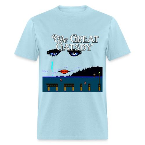 Great Gatsby Game Tri-blend Vintage Tee - Men's T-Shirt
