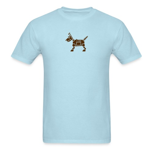 robot dog - Men's T-Shirt