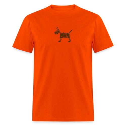 robot dog - Men's T-Shirt