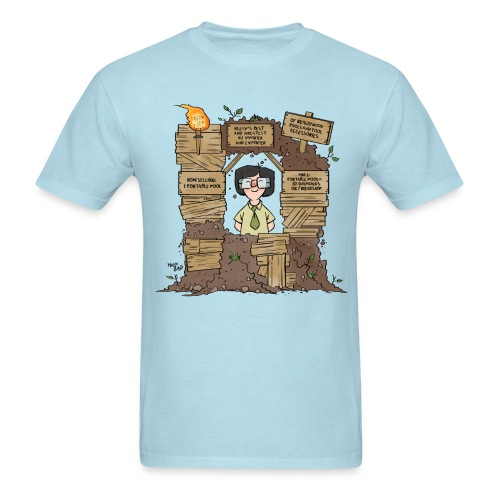 nilesy shoptrans - Men's T-Shirt