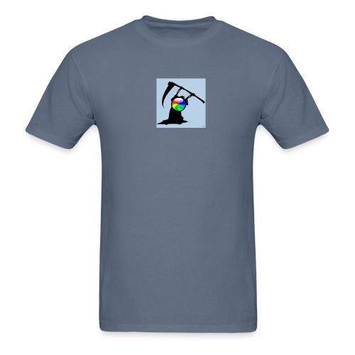 beachballofdeath - Men's T-Shirt
