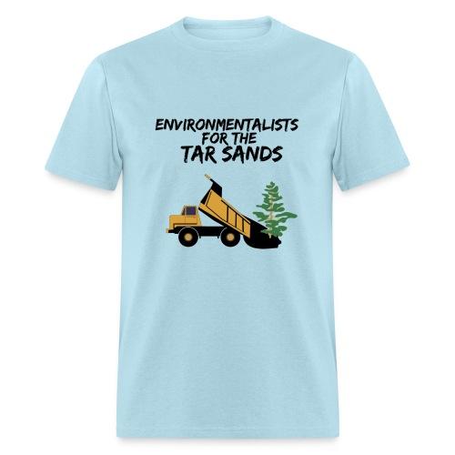 tarsands - Men's T-Shirt