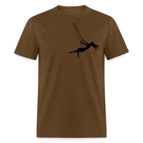 Swinging Girl - Men's T-Shirt
