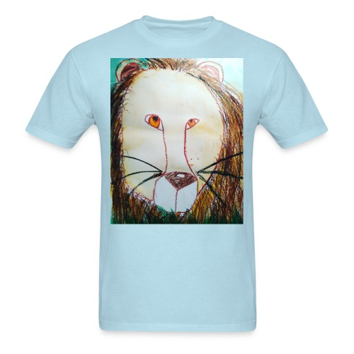 Lion in your life - Men's T-Shirt