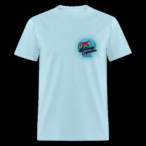 Platinum Explosion Pocket - Men's T-Shirt