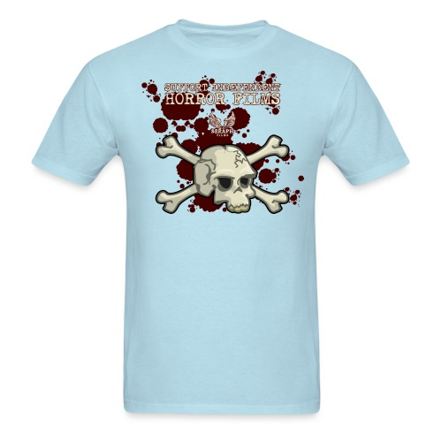 Support Indie Horror png - Men's T-Shirt