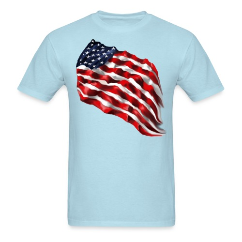 Bold Flag - Men's T-Shirt