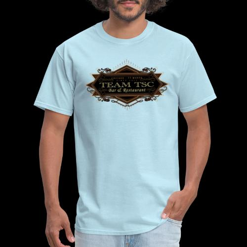 teamTSC badge03 Bar - Men's T-Shirt