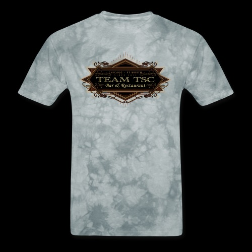 teamTSC badge03 Bar - Men's T-Shirt