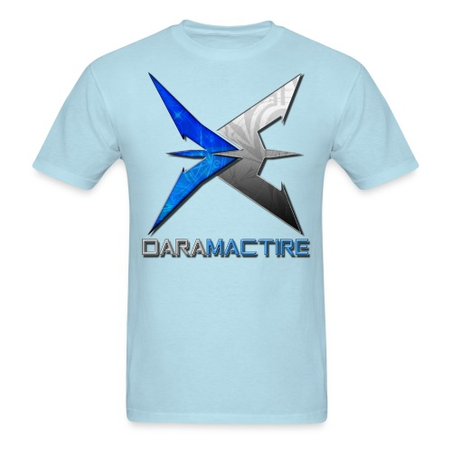 Dara Mactire V-Neck - Men's T-Shirt