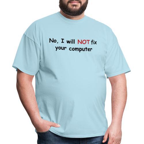 no fix puta - Men's T-Shirt