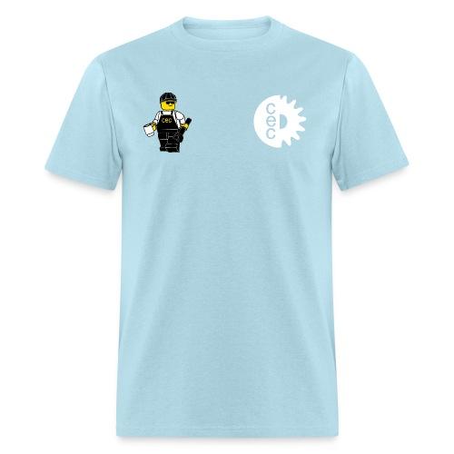 legoman Alpha - Men's T-Shirt