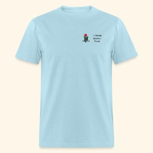JLT_Logo_Black_Outline - Men's T-Shirt