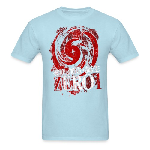 Zero1 Splash - Men's T-Shirt