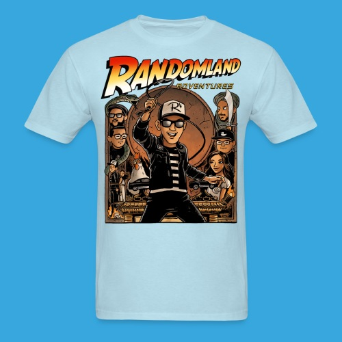 RANDOMLAND ADVENTURER - Men's T-Shirt