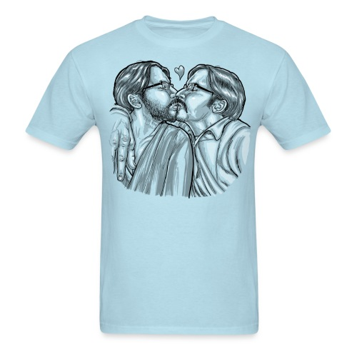 doublechris2 - Men's T-Shirt