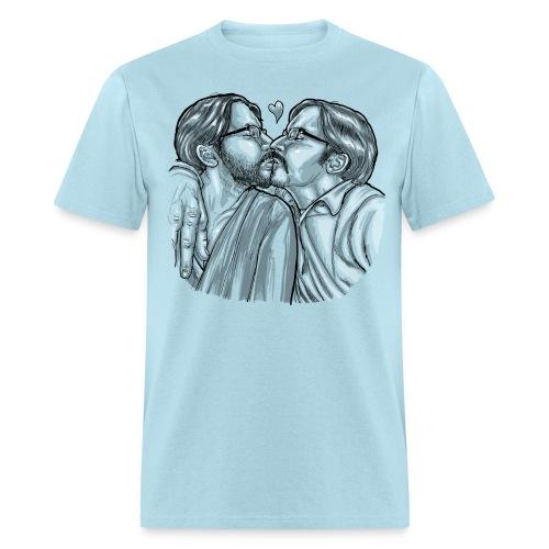 doublechris2 - Men's T-Shirt