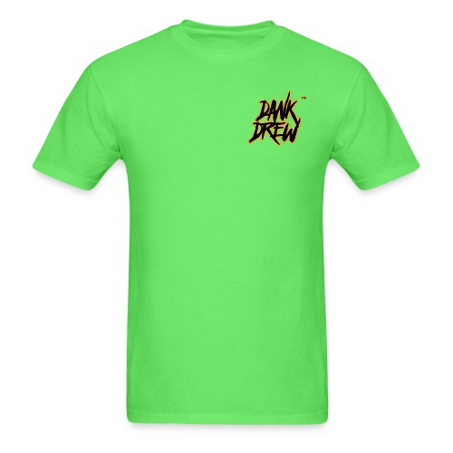 dankdrew png - Men's T-Shirt