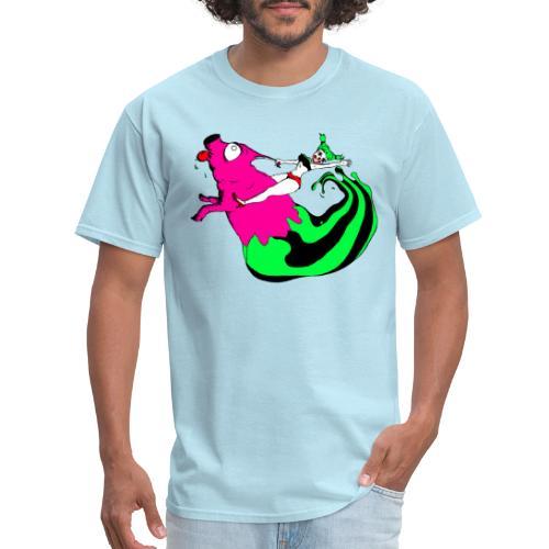 Bacon Rider - Men's T-Shirt