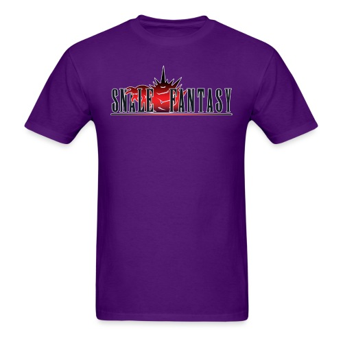 Snale Fantasy - Men's T-Shirt