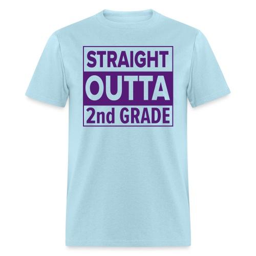 straightoutta 2nd - Men's T-Shirt