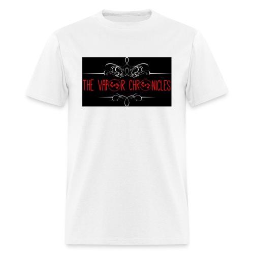 TVC Fancy Red jpg - Men's T-Shirt