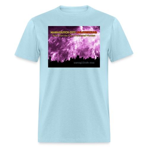Managlitch 8x10 - Men's T-Shirt