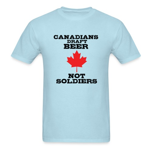draft - Men's T-Shirt