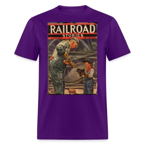 193701smaller - Men's T-Shirt