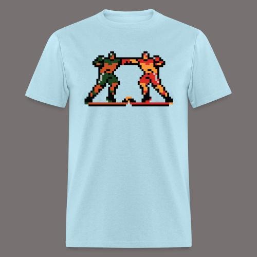The Enforcers Blades of Steel - Men's T-Shirt