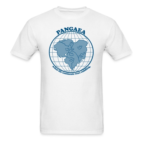 Pangaea Blue by Dan Meth - Men's T-Shirt