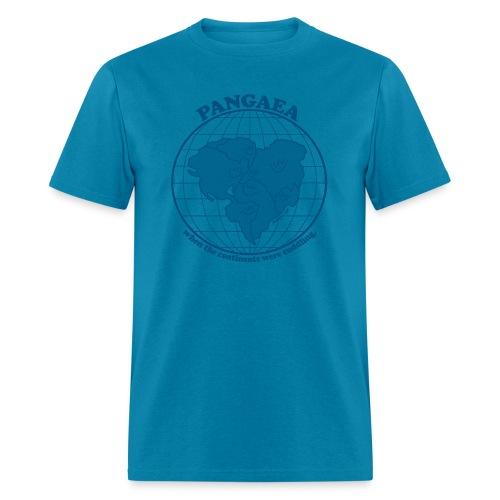 Pangaea Blue by Dan Meth - Men's T-Shirt