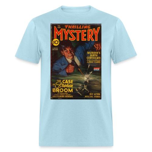 194309falsmaller - Men's T-Shirt