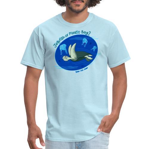 Jellyfish or Plastic Bag? - Men's T-Shirt