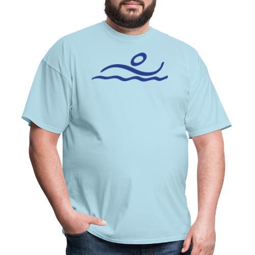 Olympic Swimming - Men's T-Shirt