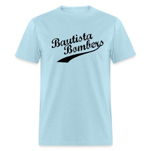 bautista bombers - Men's T-Shirt