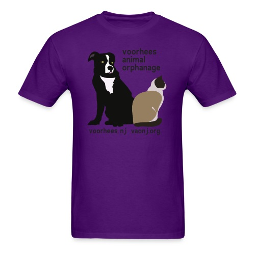 Dog and Cat - Men's T-Shirt