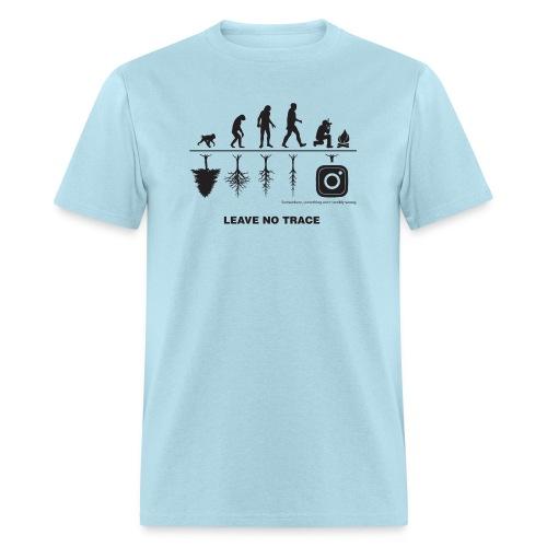 IG De-Evolution Black - Men's T-Shirt
