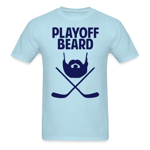 Hockey Playoff Beard - Men's T-Shirt